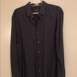 Blade + Blue Handmade Dress Shirt